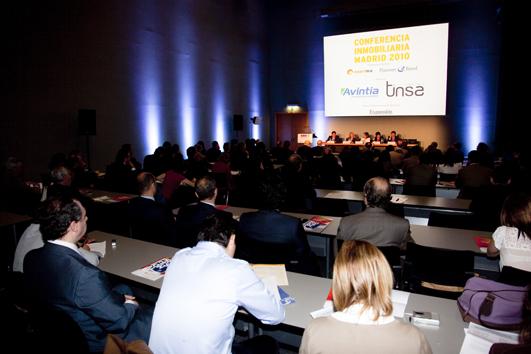El sector inmobiliario, su futuro y sus dinámicas, será el asunto central de la Conferencia Inmobiliaria Madrid 2011.