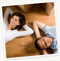 El inquilino tipo en España es un hombres (54,21%), con una media de edad de 31 años. Imagen en www.navarravivienda.es.
