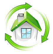 Una vivienda bioclimática saca provecho del entorno y la ubicación para optimizzar el gasto energético.