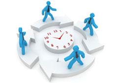 Haz que tu tiempo en las redes sociales corporativas sea útil.