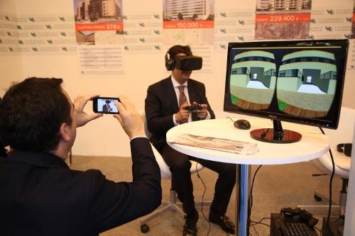 Oculus Rift en SIMA 2015