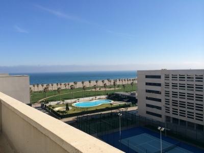 Andalucía experimentará alzas discretas y progresivas de precios. Es un buen momento para adquirir promociones como ésta, en Playa Serena (Cádiz), de la inmobiliaria Proel.