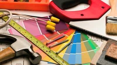Tareas como pintar, barnizar, comprar materiales, arreglar elementos eléctricos, son más sencillas en verano.