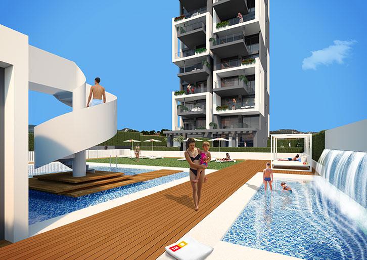 TM Grupo Inmobiliario inicia la comercialización del Residencial Arenal Beach