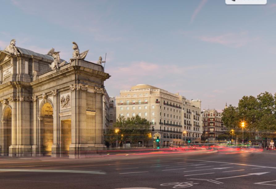 Inbisa construcci n finaliza la remodelaci n del edificio for Oficinas de mapfre en madrid