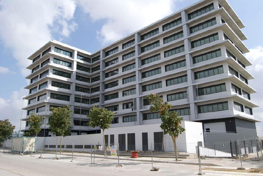Atsistemas ampl a sus oficinas en el edificio jerez centro de negocios de iberdrola inmobiliaria - Oficinas de iberdrola en madrid ...